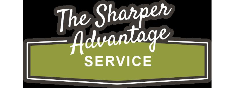 sharperadvantage