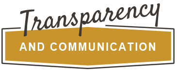 Image result for communication and transparency images