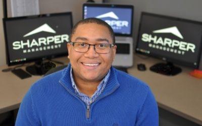 Nick Harris Joins the Sharper Management Team