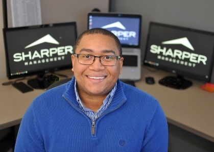 Nick Harris Joins the Sharper Management Team