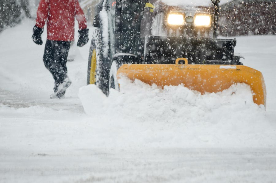 Snow Removal Reminders