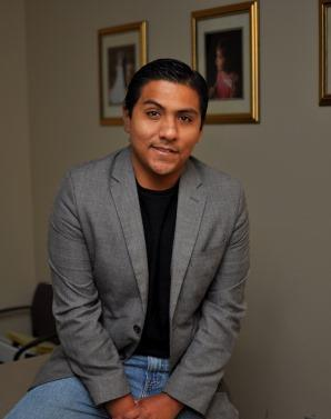 Financial Impact Award Finalist – Miguel Pariona