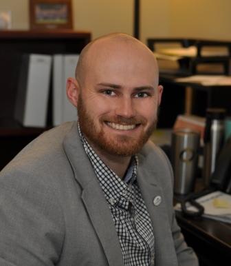 Excellence in Service Finalist – Sam Nichols