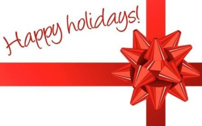 Holiday Greetings from Sharper Management