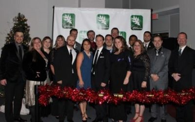 Sharper Staff Recognized for Multiple Awards at Industry Event