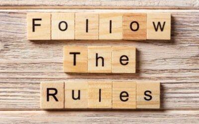 Don't Break Your Own Rules in Rule Enforcement