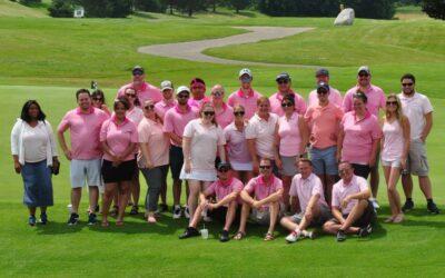 Another Successful Sharper Golf Scramble