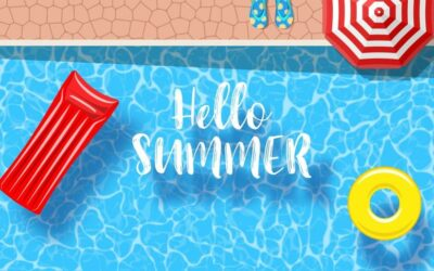Summer Living in an HOA – The Pool