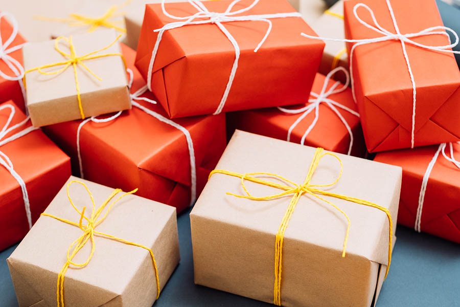 Packages, Gifts, Security, Oh My!