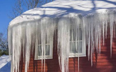 Ice Dams – It 'Tis the Season
