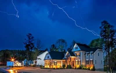 Summer Storms – Staying Safe