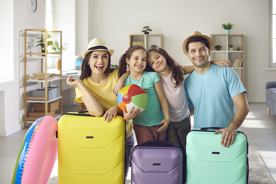 Summer Vacation: Tips for Being Away from Home